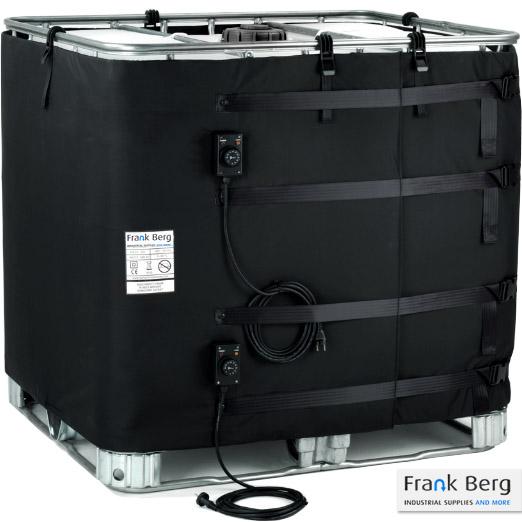 IBC heizer, IBC heizung, IBC heizmäntel, IBC container heizer