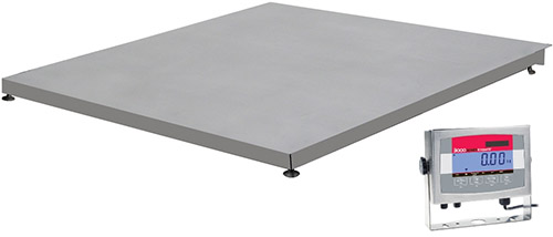 stainless steel scale, pallet scale, industrial scale, ibc tank scale, scales, tote scale, weighing platform, food grade
