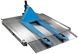 al scale, ibc tank scale, scales, tote scale, drive through scale, weighing platform, food grade