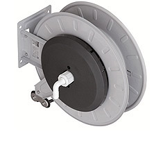 Hose reel for AdBlue without hose