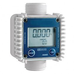 digitale adblue literteller, adblue debietmeter, adblue meter, adblue flowmeter, adblue afgiftemeter, adblue doorstroommeter