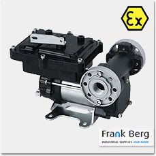 Gasoline pumps, explosion proof fuel pumps, ATEX, ex pumps
