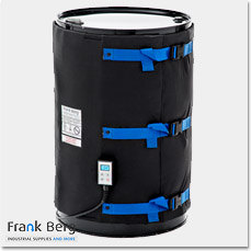 Drum heater for plastic & steel drums