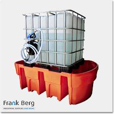 ibc bund, ibc spill pallet, ibc sump, spill trays, steel spill pallet, ibc container, tote bund, plastic spill pallet