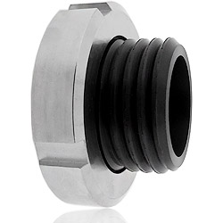 IBC Adapter dairy coupling, DIN 11851 coupling, dairy adapter, tote fitting, male dairy adapter, IBC coupling