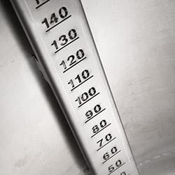 Escala de litros, indicador de nivel, tanque de mezcla de acero inoxidable, agitador