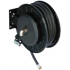 automatic hose reels, hose reel, industrial hose reel