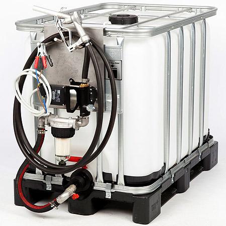 tote pumps, ibc pump, 12 volt / 24 volt diesel pump kit for IBC's