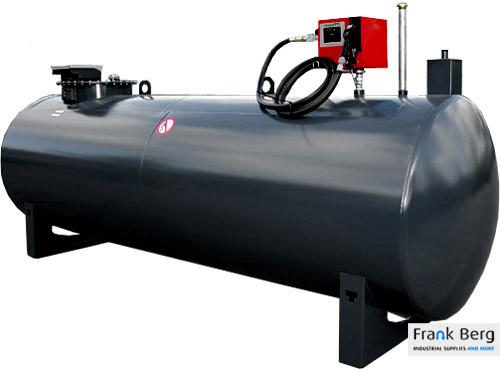 Bovengrondse dieseltank activiteitenbesluit