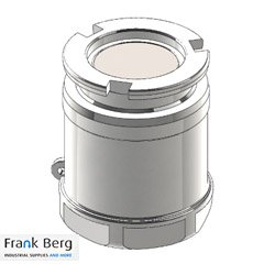 Dry Break coupling Tank Unit DN65 2 1/2""