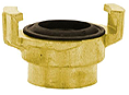 Brass GK Coupling with female thread