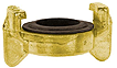 Brass GK Coupling dust cap
