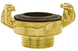 Brass GK Coupling with male thread