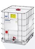 anti statische ibc container, atex ibc, atex, ex, schütz ibc, ex zone 1 en 2, antistatische ibc container, geleiddend, 1000 liter, ibc stalen pallet