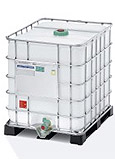Schütz IBC container with FDA approval, food safe ibc tank