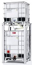 schütz ibc feeder system, mx feeder, 1250 liter ibc container