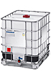ibc container, new ibc totes, plastic caged tank, IBC 1000 liter, 275 gallon tote, 264 gallon tote