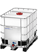 ibc container, new ibc totes, plastic caged tank, IBC 640 liter, 158 gallon tote