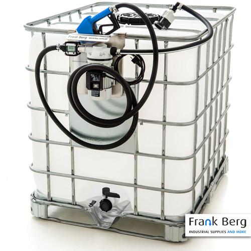 adblue pump, ibc pump adblue, def pumps, urea pumps, tote pump adblue