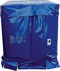 Chauffage IBC, Chauffe, Container IBC protection contre le gel de l'hiver