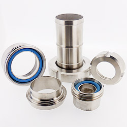 dairy couplings, din 11851, sanitary couplings, hygienic fittings