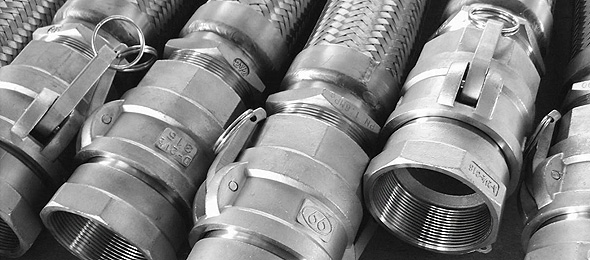 camlock couplings, cam groove coupling, couplers, stainless steel, 316 camlock coupling