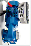 heavy duty agitator, high viscosity mixer, industrial agitators