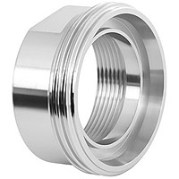 female thread, DIN 11851, Dairy coupling, dairy connection, dairy thread