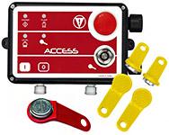 dieseltank beveiligen met gebruikersleutels, user key, access 85 kit, dieseltank sleutel, afsluiten, diesel dieven, diesel stelen