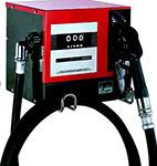 pompunit, robuuste pompset voor dieseltank, mazouttank, gasolietank, pompsysteem, dieselpomp, 230V