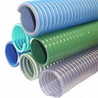 Tuyaux flexibles en PVC