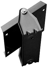 Rotating wall bracket, wall mount
