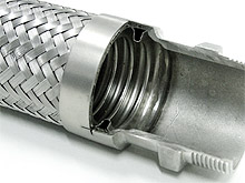 stainless steel hoses, braided steel hoses