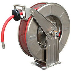 stainless steel hose reel, automatic hose reel stainless steel