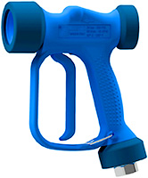 washdown gun, wash down gun, spray gun, nozzle, cleaning, water gun, washer gun, low pressure