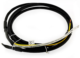 tracing, kabel, lint, zelfregulerende tracing, zelflimiterende tracing kabel, 230V, sensor, thermostaat, winter, tegen bevriezing van leidingen