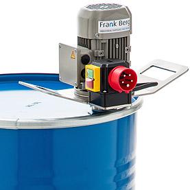 Fass-Rührwerk für 200-Liter-Fässer